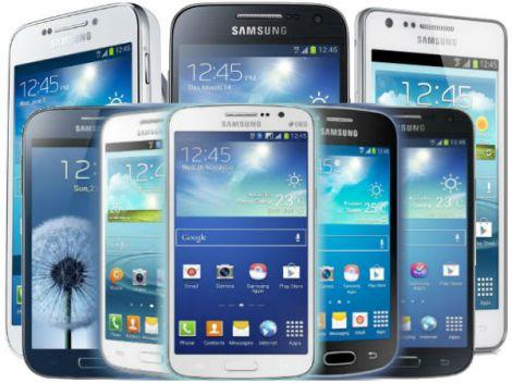 samsung riduce numero smartphone