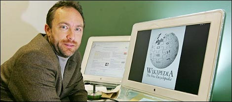 jimbo wales appello donazioni Wikipedia