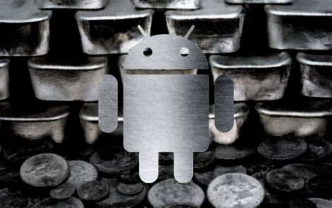 android silver addio nexus