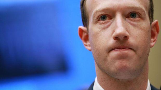 Mark Zuckerberg Facebook disservizi