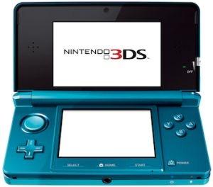 Nintendo 3DS 26 febbraio 2011 Giappone 25000 yen