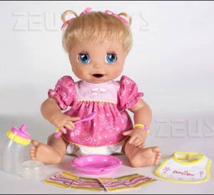 Baby Alive learns to potty bambola che fa la cacca