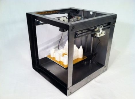 solidoodle stampante 3D 500 dollari