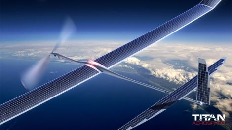titan solara 60 facebook droni