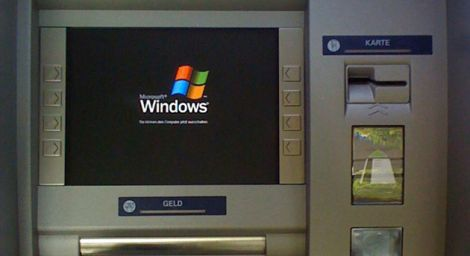 bancomat windows xp