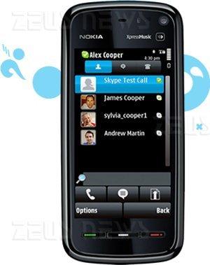Skype Verizon VoIp Nokia S60