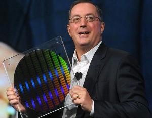 Paul Otellini CEO Intel Sandy Bridge
