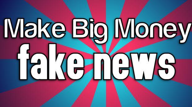 big money fake news