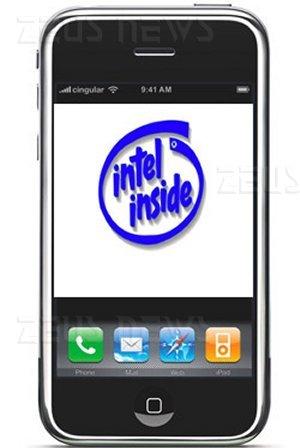 L'iPhone del futuro monterà le Cpu Intel Atom