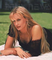 Daryl Hannah, attrice di Hollywood ed eco-hacker