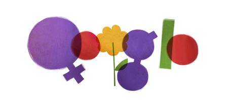google doodle festa donna