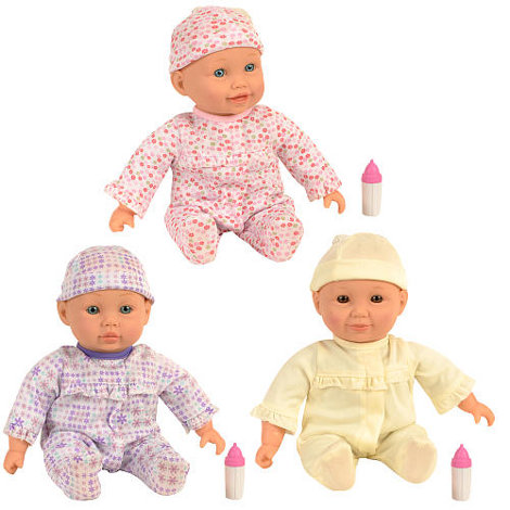 bambola parolacce