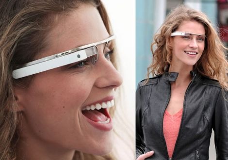 occhiali google project glass