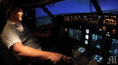 simulatore boeing 737