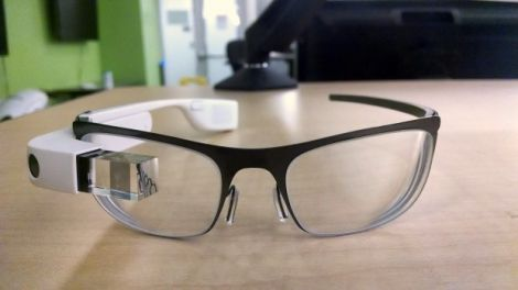 Google Glass cinema