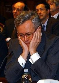 Il ministro Giulio Tremonti