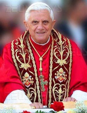 Papa Benedetto XVI apre canale Google YouTube