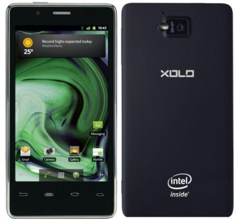 Intel Lava XOLO X900