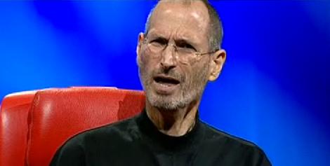 Steve Jobs Arrabbiato