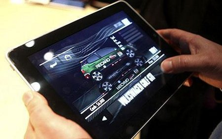 Sony S1 PlayStation tablet Android 3.0 Honeycomb