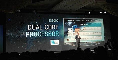 samsung dual core tv evolution kit