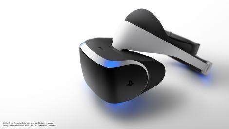 sony project morpheus realta virtuale