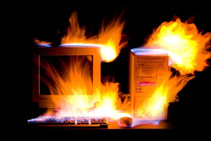 Aruba incendio milioni siti down Arezzo webfarm
