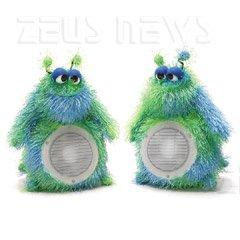 Furgle, la coppia di speaker a forma di animaletto