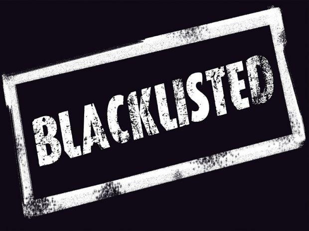 blacklist whitelist