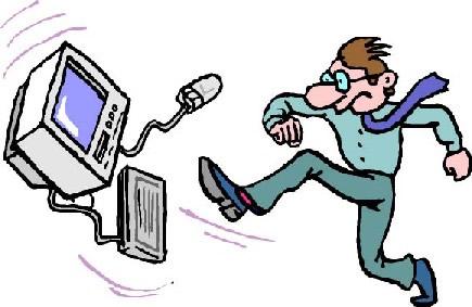 kick computer