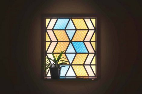 Current Window solar panel 1