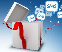 TIM carta auguri sms 2010