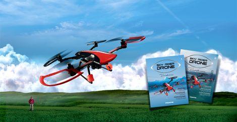 deagostini sky rider drone