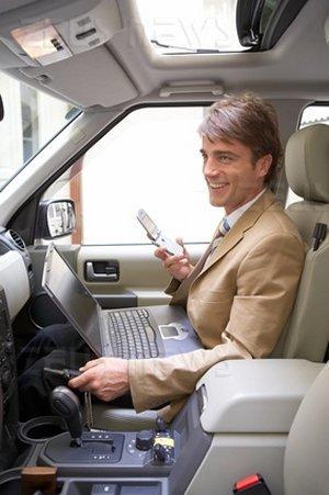 Chrysler porta il Wi-Fi in auto