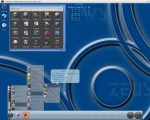 VmwAROS Aros AmigaOS 3.1 open source