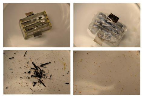 batteria biodegradabile