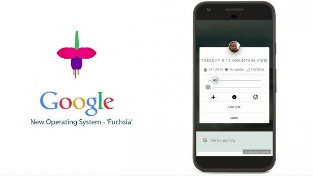 fuchsia os soppianta android 5 anni