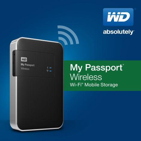 MyPassport Wireless