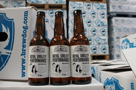 Birra Viagra Royal Virility Performance BrewDog