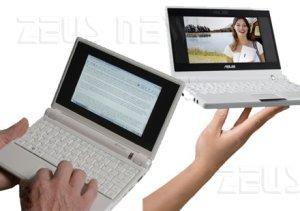 Asus prepara il netbook da 200 dollari Eee Pc