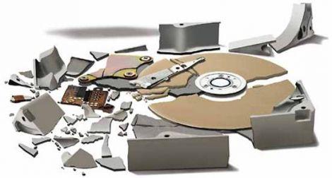 stonedrill cancella hard disk
