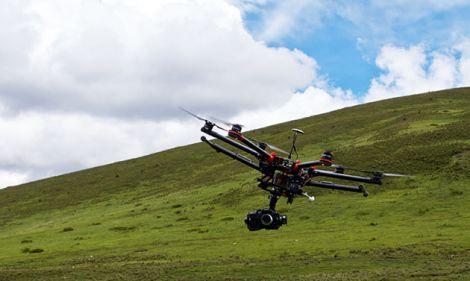 drone consegne nasa