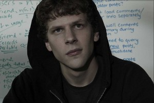 The Social Network film Facebook Italia 12 novembr