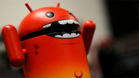 Android bug linux