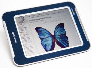 Qualcomm Mirasol e-ink colori PocketBook