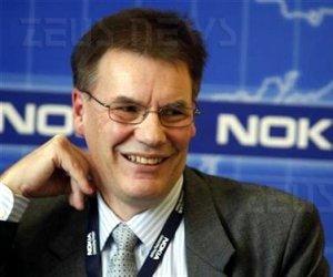 Nokia produrrà notebook Ceo Olli-Pekka Kallasvuo