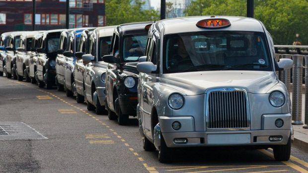 british taxi