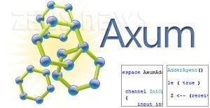 Microsoft Axum applicazioni parallele C# .Net