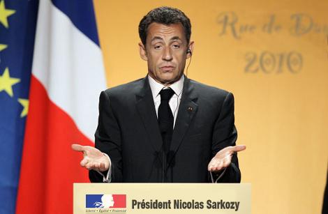 Sarkozy bittorrent