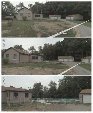 Coniugi Boring Google Street View
